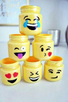 Botes muy lindos de Emojis para Organizar Mucho mejor tus Cosas!