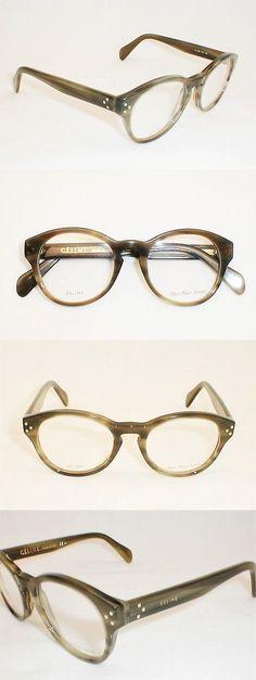 341c3c445515 Other Womens Eyewear 179250  Celine Original Eyeglasses Sunglasses Cl41300  Hand Made In Italy