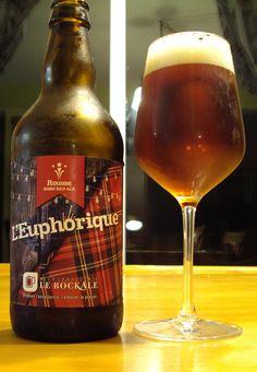 L'Euphorique - Microbrasserie Le BockAle  craftbeerquebec.ca