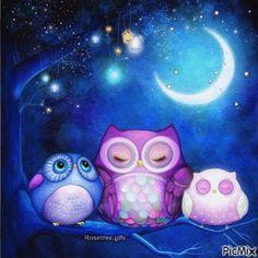 Boa Noite... Que seja Iluminada de Paz e Bênçãos!
