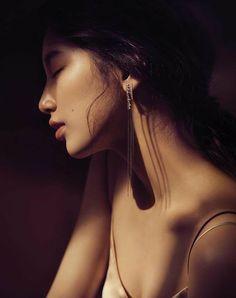"Photo )) Suzy For Jewelry Brand Didier Dubot's 2017 F/W ""Mon Paris"" Collection Bae Suzy, Korean Beauty, Asian Beauty, Suzy Bae Fashion, Paris Photoshoot, Miss A Suzy, Foto Art, Korean Actresses, Korean Celebrities"