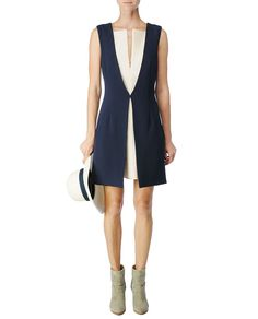 2012 Spring outfit I'll wear, Cholo dress - Rag&Bone