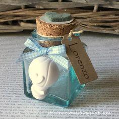 Ste creazioni: Idee per bomboniere fai da te Confetti, Party Favors, Scrap, Place Card Holders, Jar, Pure Products, The Originals, Babyshower, Ideas
