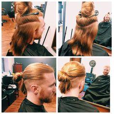 №4 Сильное подбритие затылка лишит голову формы ромба. НО смотря какой затылок и смотря как у тебя растут волосы. У тебя тонкие, сзади все это выглядит совсем не хорошо при высоком пучке. Возможно выбривка будет лучшим из худших вариантов.