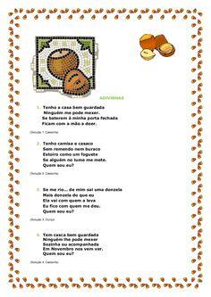 Adivinhas de S. Martinho by beebgondomar via slideshare