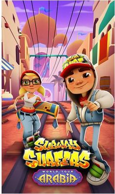 Subway surfers Arabia Apk Download Android  World tour 2015 Latest version