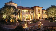 California Villa in Thousand Oaks 23,000 sq ft - Robb Report's Utlimate Home 2013