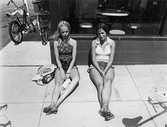 Bill Owens. Untitled (There is nothing to do in Suburbia), ca. 1971-72.