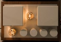 Thomas Mayer tube amp Vintage High-End Audio Aidiophile