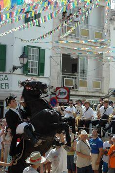 Jaleo  Menorca  Festa  Popular  Spain