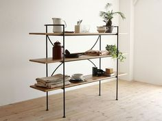 shelves by Hiromatsu Shop