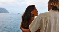 Honeymoon. #Hawaii #Romance #Romantic #Love #Island #Tropical #Travel #Ocean
