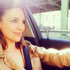 photo of Meryem Uzerli  - car