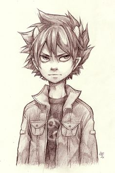 Karkat looks so much like nico di Angelo in this drawing it scares me. Am I the only one who sees this?
