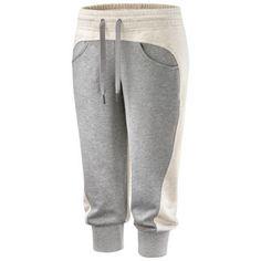 adidas by Stella McCartney Essentials Three-Quarter Sweat Pants - ShopStyle Stella Mccartney Adidas, Mein Style, Athleisure Wear, Fashion Sewing, Adidas Superstar, Sports Women, Sport Outfits, Adidas Women, Casual Wear