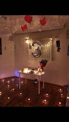#romantic3yearsanniversary #valentine #party #romanticdinner