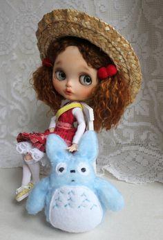 Mei OOAK Custom Blythe Doll by Meadowdoll by meadowdolls on Etsy