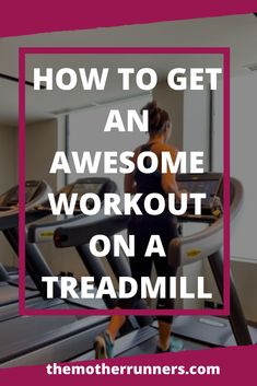 Sometimes you have to run on a treadmill. These and will keep you motivated & help you break a big sweat. Running Workout Plan, Running On Treadmill, Running Training, 5k Running Tips, Cross Training Workouts, Get Running, Training Tips, Marathon Training For Beginners, Workout For Beginners