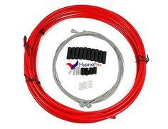 Kit câble frein pour Shimano Sram Tektro Avid (rouge)