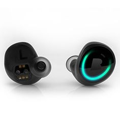 "Bragi's ""The Dash"" smart headphones were a big hit when they launched on Kickstarter this year raising over $3-million. Here at CES the waterproof, touch-controlled, media playing, fitness tracking, do-it-all earbuds have been shown to the public for the first time."