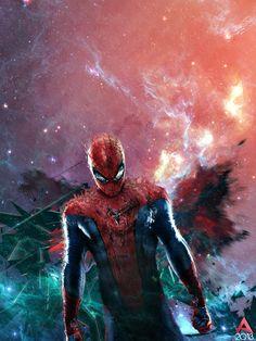 spiderman displacement