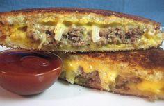 Fast Food Burger Copycat Recipes | POPSUGAR Food