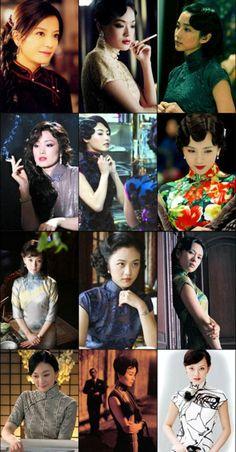 gorgeous cheongsam