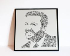 David Brent  The office UK  Ricky Gervais  Doodle by DrawInside