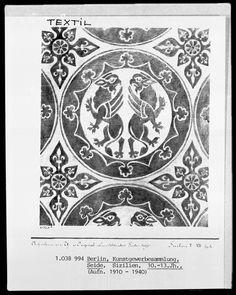 textiles Gewebe | sizilianisch | Bildindex der Kunst & Architektur