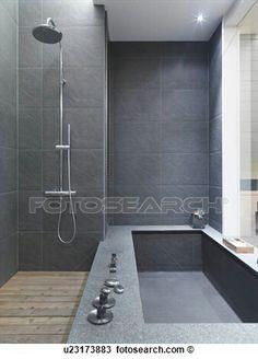 Modern Bathtubs With Shower Bathroom Ideas, Modern Bathroom, Shower, Jacuzzi, bathtub Slate Shower, Bathtub Shower Combo, Jacuzzi Bathtub, Mini Bathtub, Sunken Bathtub, Spa Tub, Jetted Tub, Modern Bathtub, Modern Shower