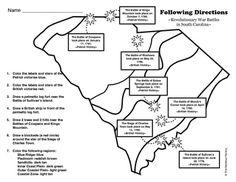Civil War Battles in South Carolina: A Following