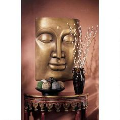 The Serene Buddha Grande Wall Frieze Was: $169.00           Now: $139.00