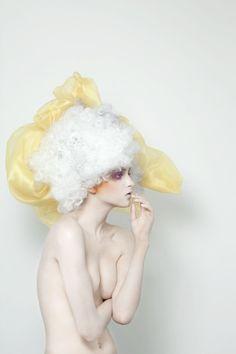 beauty  by Paolo De Vita, via Behance