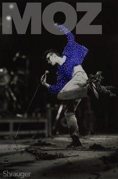 The Smiths - Morrissey Photo Remix by Shrauger www.etsy.com/shop/Lavysh