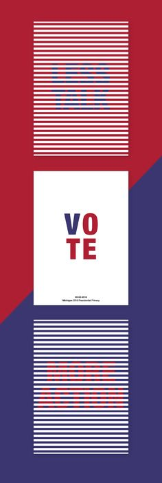 """Check out my @Behance project: """"Less Talk More Action - Vote Poster"""" https://www.behance.net/gallery/38311085/Less-Talk-More-Action-Vote-Poster"""
