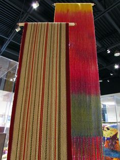 Burlington Handweavers & Spinners Guild – We work, play, and create with fibre in the heart of southern Ontario Monet, Art Gallery, Fiber, Gardens, Create, Home Decor, Art Museum, Decoration Home, Room Decor