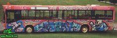 Bilderesultat for graffiti busser