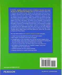Children's Literature, Briefly (6th Edition)