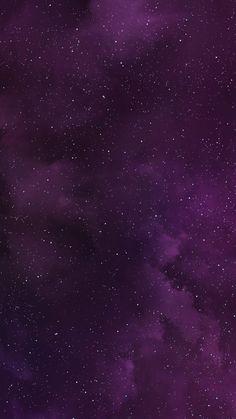 Purplish Stars #wallpaper #iphone #android #background #followme