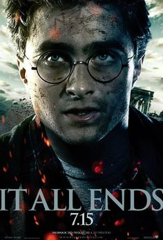 I don't believe Harry Potter could ever end. There's always new things to learn.