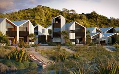 Boathouse Bay   Snells Beach   Crosson Architects Crosson Architects