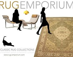 Classic Rugs, New Work, Rug Ideas, Gallery, Projects, Pictures, Collection, Behance, Design