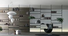 Rimadesio - Zenit, cabina armadio in alluminio e vetro - new products - Rimadesio