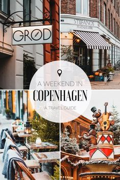 8f287a1834 Travel Guide: How to spend a weekend in Copenhagen, Denmark #travelblogger  #travelblog
