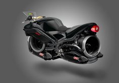 The Triumph Hover-Bike Concept: a possible future for motorcycling?