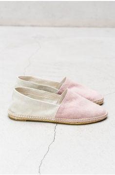 Castaner Pink Kiki Loafer | $195