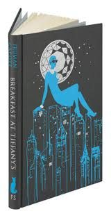 Image result for book covers breakfast at tiffanys