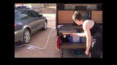 Home Built Teardrop Camper (Poor Man's Fiberglass)