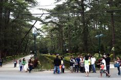 Baguio City Philippines Today: The Mansion House - Wright Park, November 2013