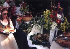 images of a renaissance wedding reception - Yahoo Search Results